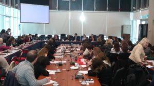 El evento contó con una importante asistencia. Foto: cuenta de Facebook de la diputada Carla Carrizo.